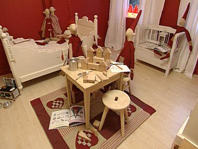 Kinderkamers kabouters en prinsessen fantv
