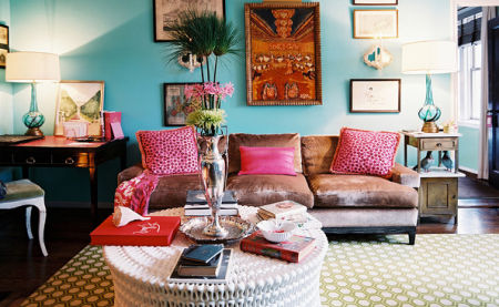 bohemian style woonkamer ~ lactate for ., Deco ideeën
