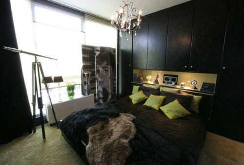 Groen in de slaapkamer - Tapijt voor volwassen kamer ...