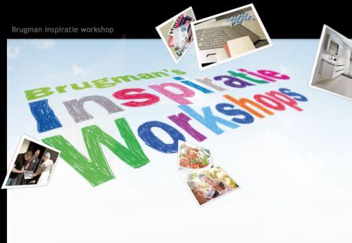 Deze Inspiratie Workshops zijn gepland op de volgende dagen:
