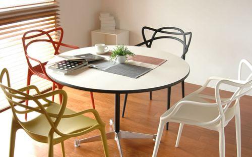 kunststof meubelen soms verbazend mooi