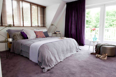 Ongekend Tapijt voor een multifunctionele slaapkamer - FANtv.nl AB-95